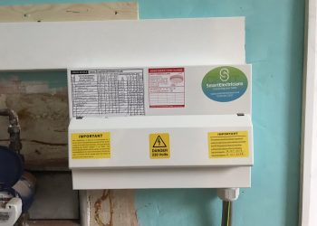 Smart Electricians Sheffield Recent Work Gallery