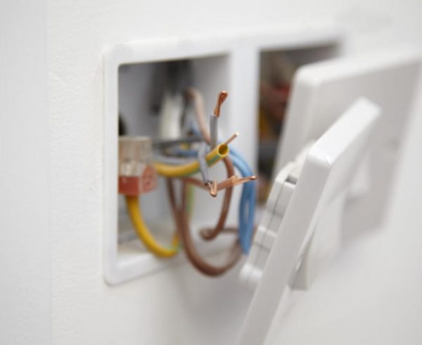 The process involved in rewiring your property